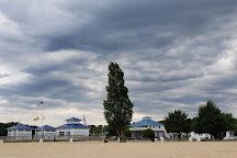 Breezy Point Beach, Chesapeake Beach, United States