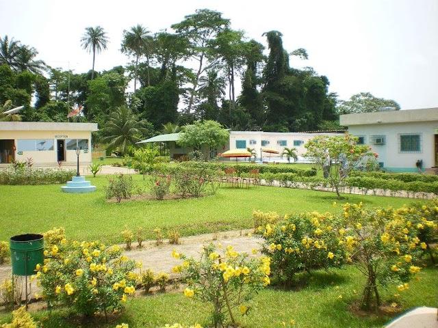 Auberge Akwaba