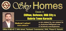 Sky Homes Real Estate karachi