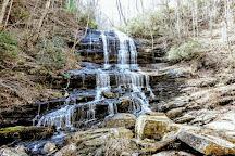 Pearson's Falls and Glen, Saluda, United States