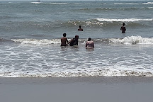 Miramar Beach, Panjim, India