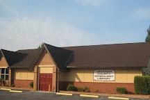 Jackson County Genealogy Library, Medford, United States