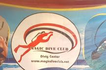 Magic Dive Club, Sharm El Sheikh, Egypt