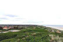 Blaavand Beach, Blaavand, Denmark
