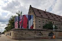 Memorium Nuremberg Trials, Nuremberg, Germany