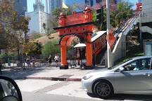 Angels Flight Railway, Los Angeles, United States