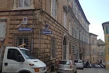 Museo Palazzo Ricci, Macerata, Italy