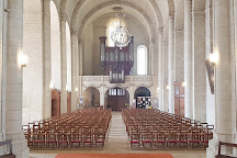 Eglise Notre-Dame de Nantilly, Saumur, France