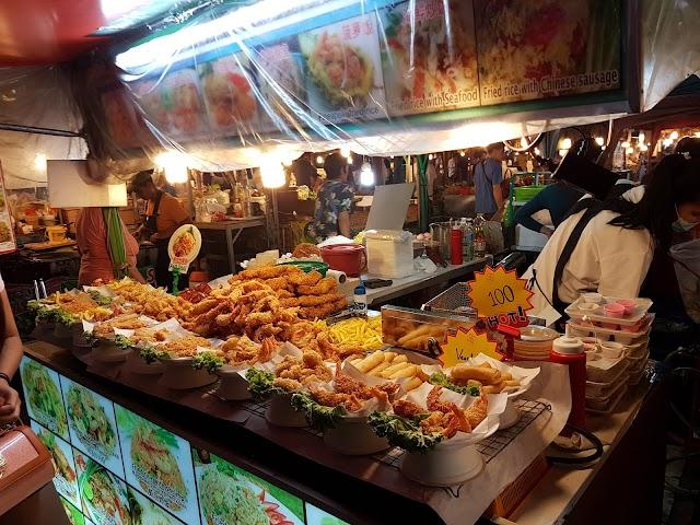 Bangla Night Market