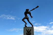 Katyn Forest Massacre Memorial, Jersey City, United States