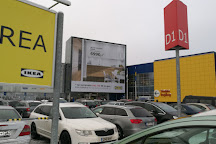 Matkus Shopping Center, Kuopio, Finland