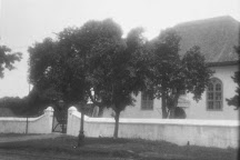 Black Portuguese Church (Gereja Sion), Jakarta, Indonesia