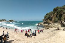 Klayar Beach, Pacitan, Indonesia