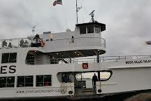 Statue Cruises, New York City, United States