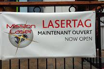 Mission Laser, Mont Tremblant, Canada