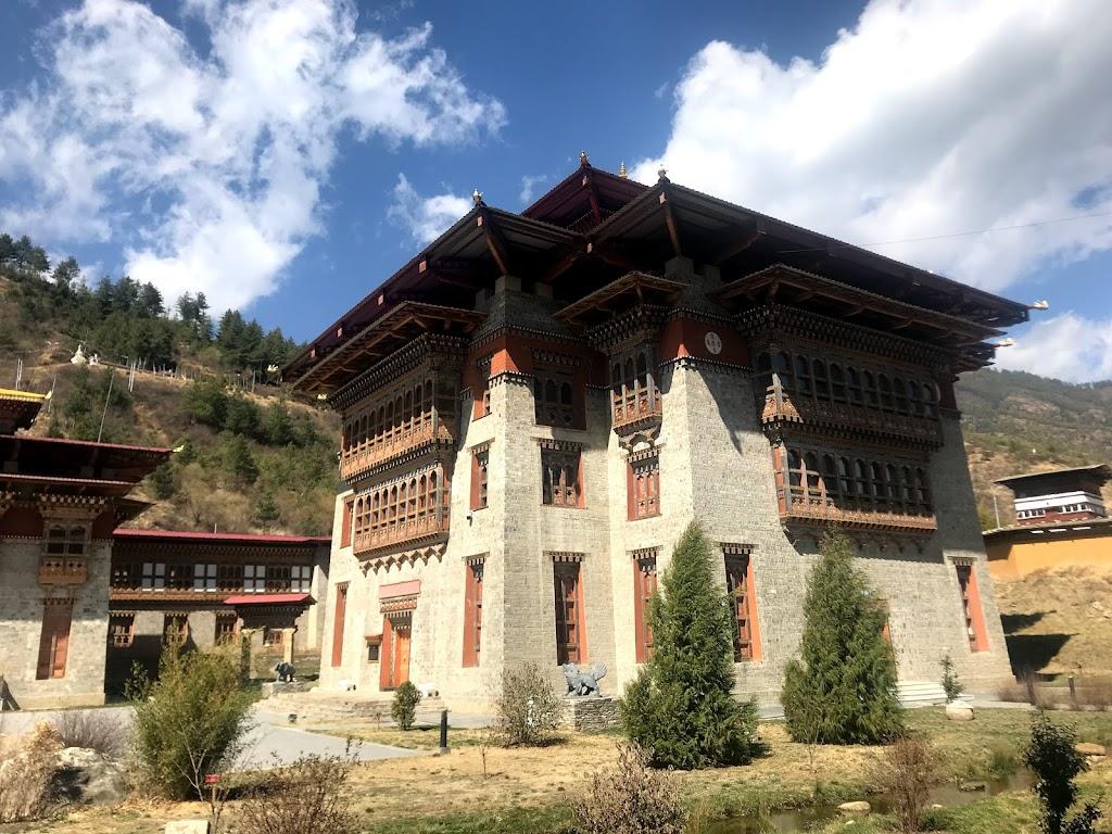 Фото город Тхимпху: Верховный суд Бутана