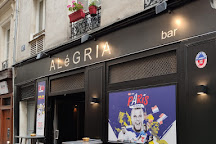 ALeGRIA bar, Paris, France