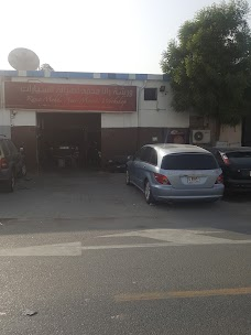 Rana Mohammad Auto Maintenance Workshop dubai UAE