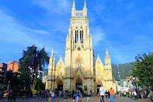 Plaza de Lourdes, Bogota, Colombia