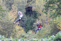 Pigeon River Canopy Tours, Hartford, United States