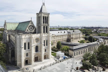 Basilica Cathedral of Saint-Denis, Saint-Denis, France