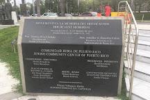 Holocaust Memorial Monument, San Juan, Puerto Rico