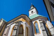 The Church Of Mary Immaculate, Škofja Loka, Slovenia