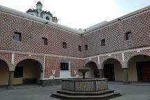 Museo de Arte Popular Santa Rosa de Lima, Puebla, Mexico