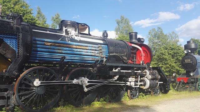 Haapamäkis Ånglokomotivpark