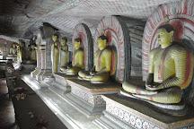 Dambulla Cave Temple, Habarana, Sri Lanka