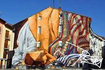 Mural al Hilo del Tiempo, Vitoria-Gasteiz, Spain