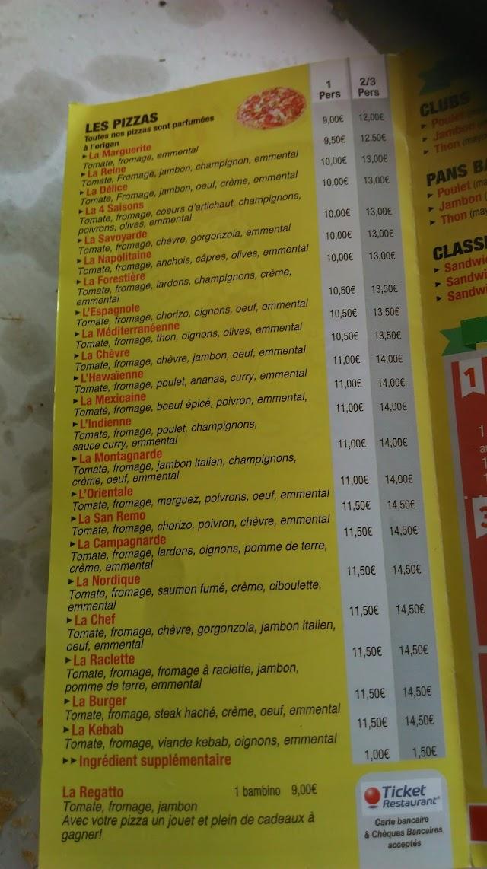 Pizza'Nini