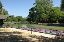 Lac Daumesnil, Paris, France