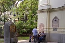 Hram Sveta tri jerarha, Novi Sad, Serbia