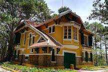 Bao Dai's Palace, Da Lat, Vietnam
