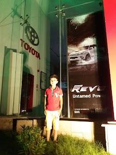Toyota Point Motors hyderabad
