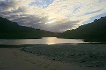 Lagoa Azul Beach, Arraial d'Ajuda, Brazil