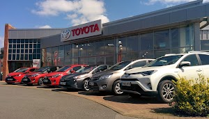 Ron Brooks Toyota Ilkeston