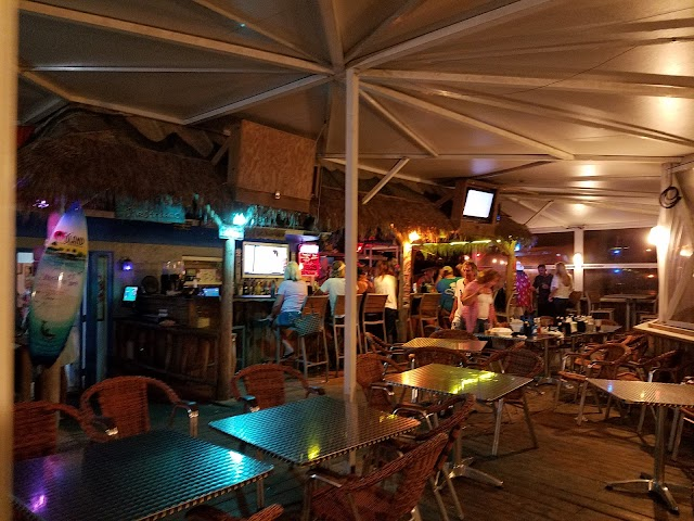 The Island Waterfront Bar