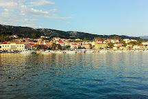 Rab-Maman trail, Rab Town, Croatia