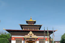 Royal Bhutan Monastery, Bodh Gaya, India