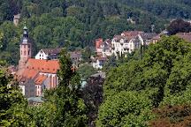 Stiftskirche Baden-Baden, Baden-Baden, Germany