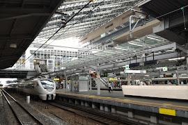 Железнодорожная станция  Osaka