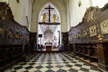 Dominikanie Gdańsk - Bazylika pw. Świętego Mikołaja   St. Nicholas Roman Catholic Church, Gdansk, Poland