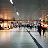 Train Station  Duesseldorf Hbf