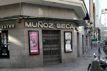 Teatro Munoz Seca, Madrid, Spain