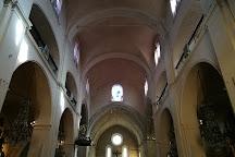 Cathedrale Notre Dame de la Platea d'Antibes, Antibes, France