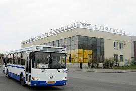 Автобусная станция   Petrozavodsk