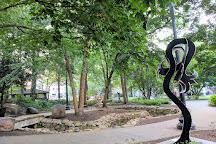 Krutch Park, Knoxville, United States