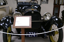D.W. Correll Museum, Catoosa, United States